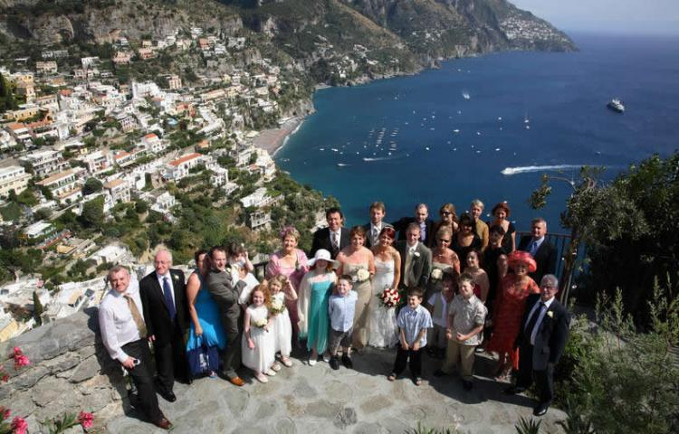 Irish Citizens getting married in Italy